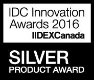 IDC Silver Innovation Award 2016