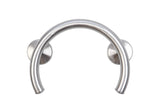 Grabcessories 2-in-1 Tub/Shower Grab Bar Ring w/ Grips & Hollow Wall Anchors