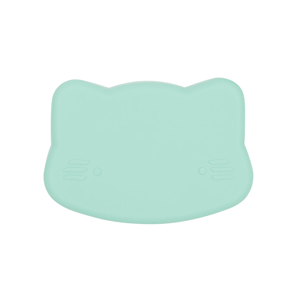 Cat Snackies Minty Green