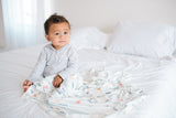 Newport Swaddle Blanket