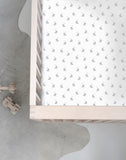 Floating Bunny Cot Sheet