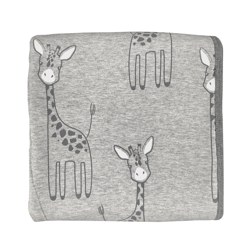 Giraffe Everything Blanket