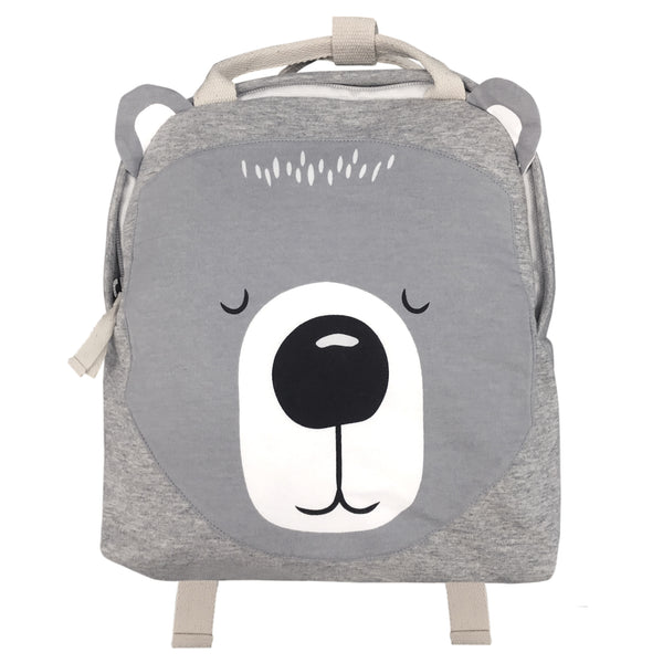 Grey Bear Back Pack