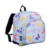 Butterfly Garden Toddler Backpack