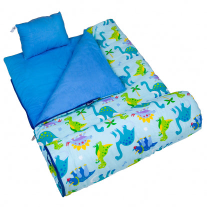 Dinosaur Land Kids Sleeping Bag