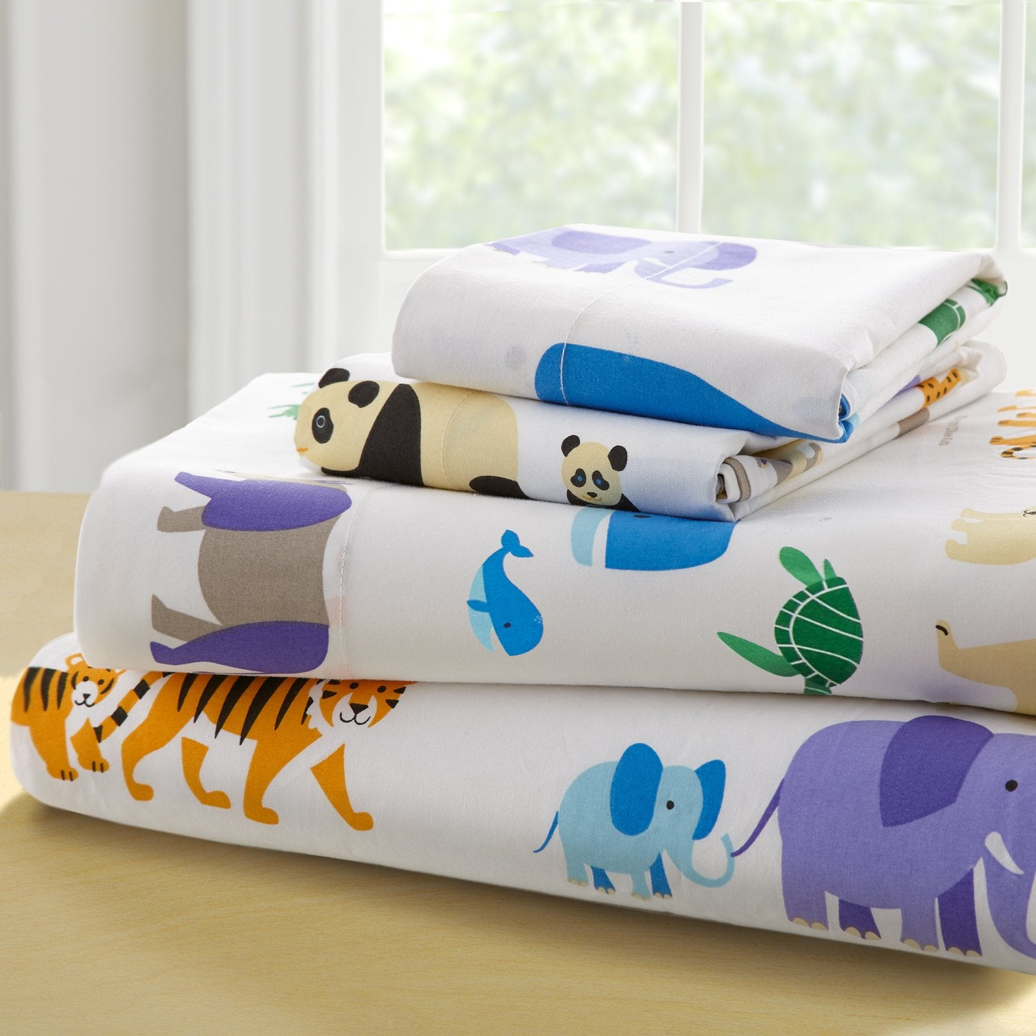 Endangered Animals Sheets