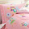 Fairy Princess Comforter and Sham