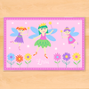 Fairy Princess Personalized Kids Placemat