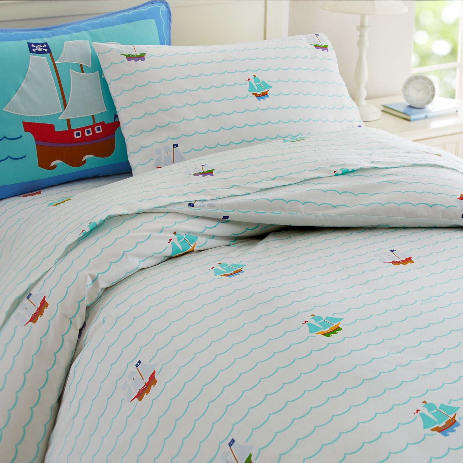 Pirates Duvet Cover