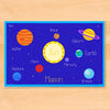 Planets Personalized Kids Placemat