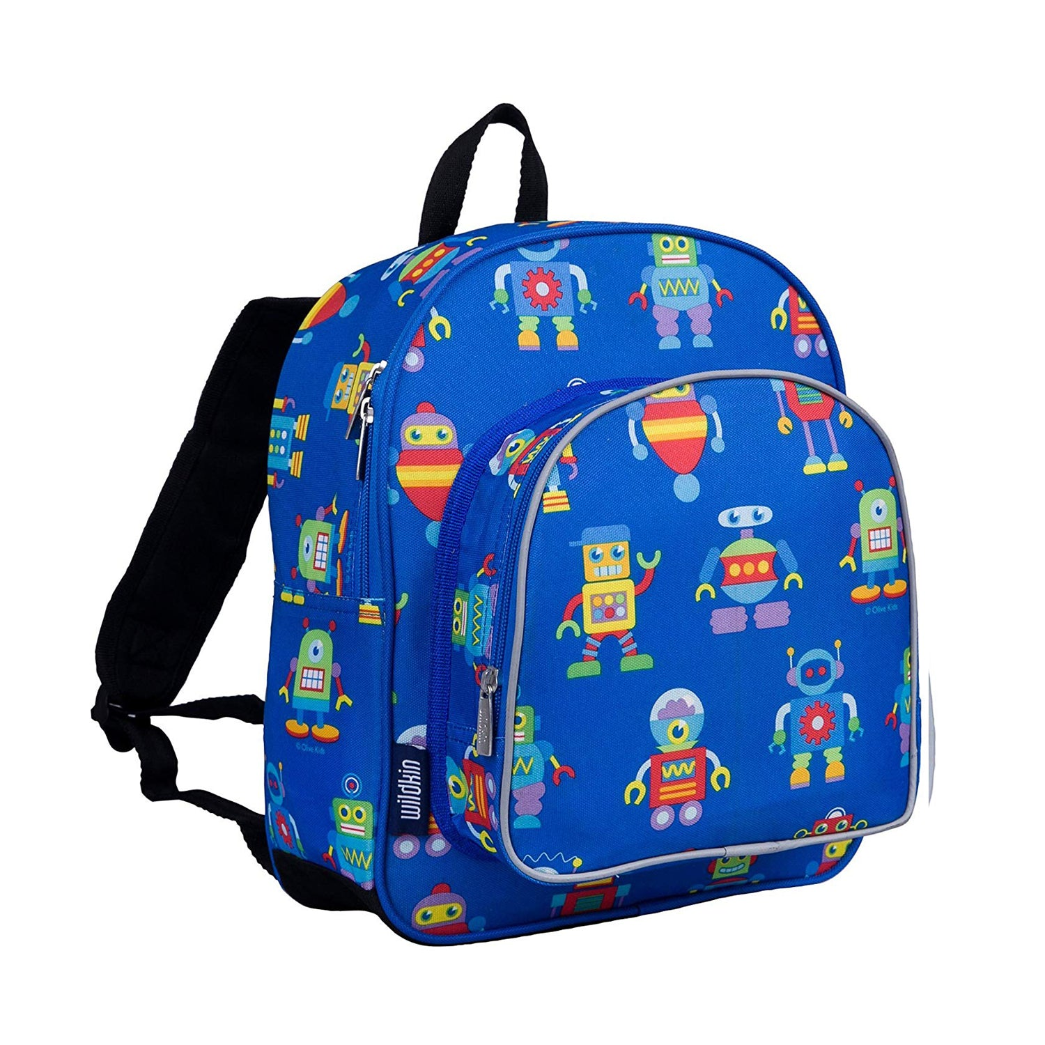 Robots Toddler Backpack