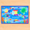 Somethin' Fishy Personalized Kids Placemat