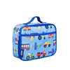 Trains, Planes and Trucks Lunch Box