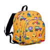Under Construction Toddler Backpack