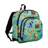 Wild Animals Toddler Backpack