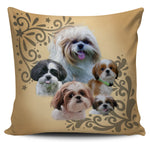 Cute Shih-Tzu Pillow