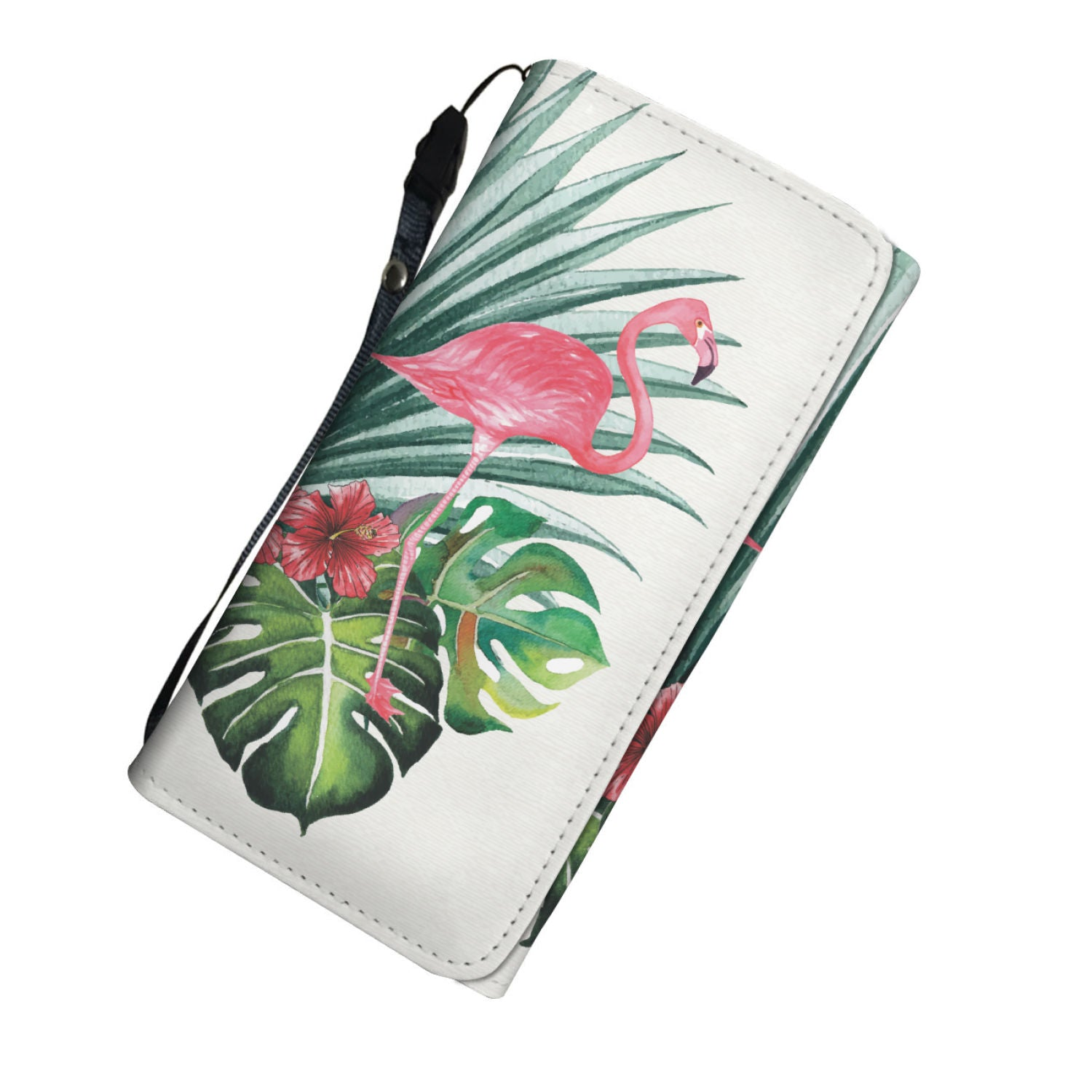 Beautiful Flamingo Women's Wallet