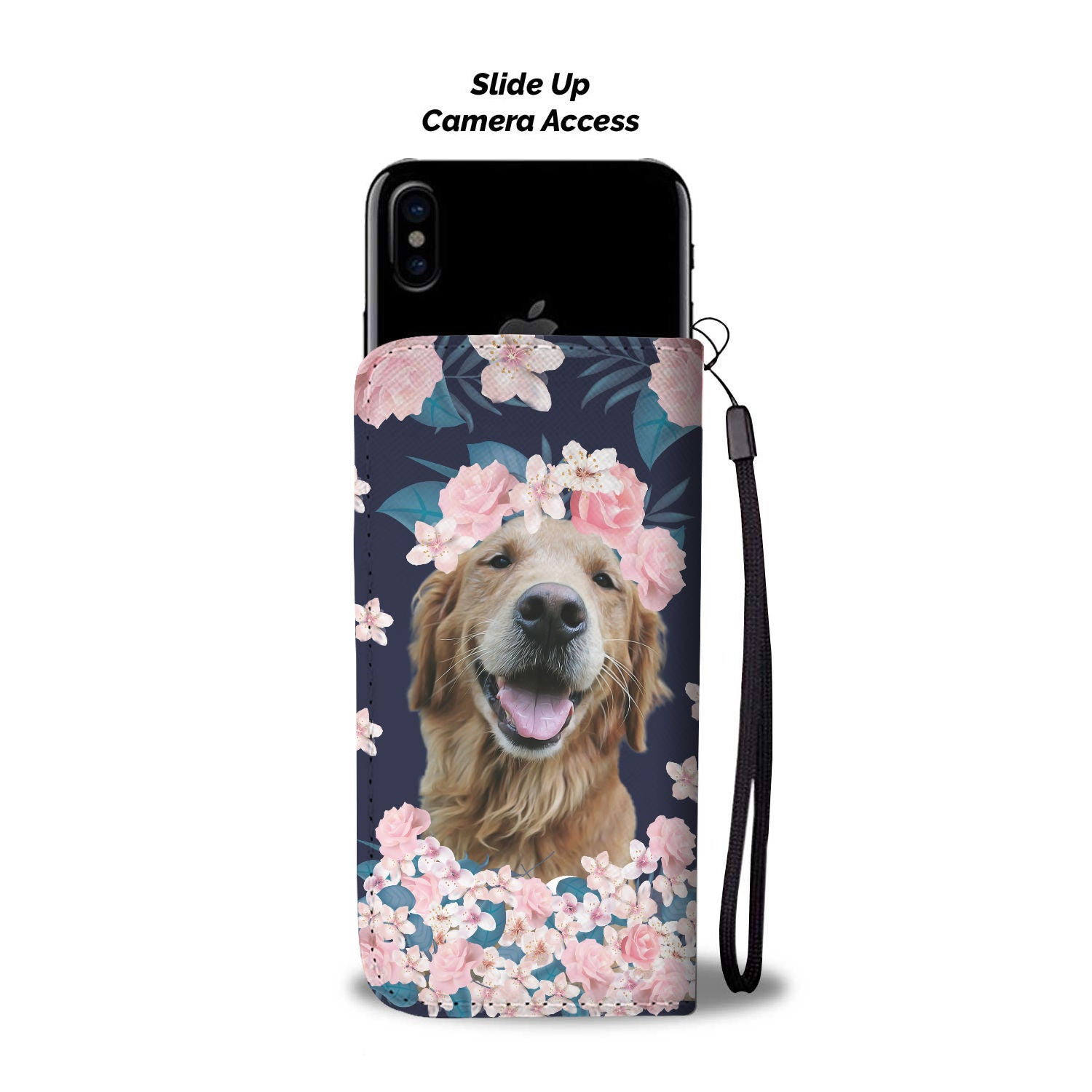 Labrador Retriever Wallet Phone Case