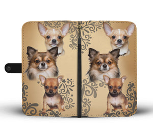 Chihuahua Wallet Phone Case