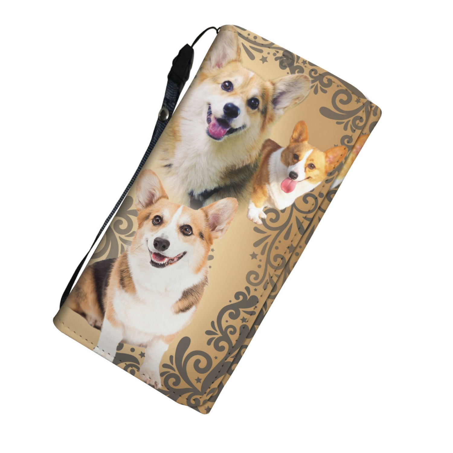 Cute Corgi Women's Wallet