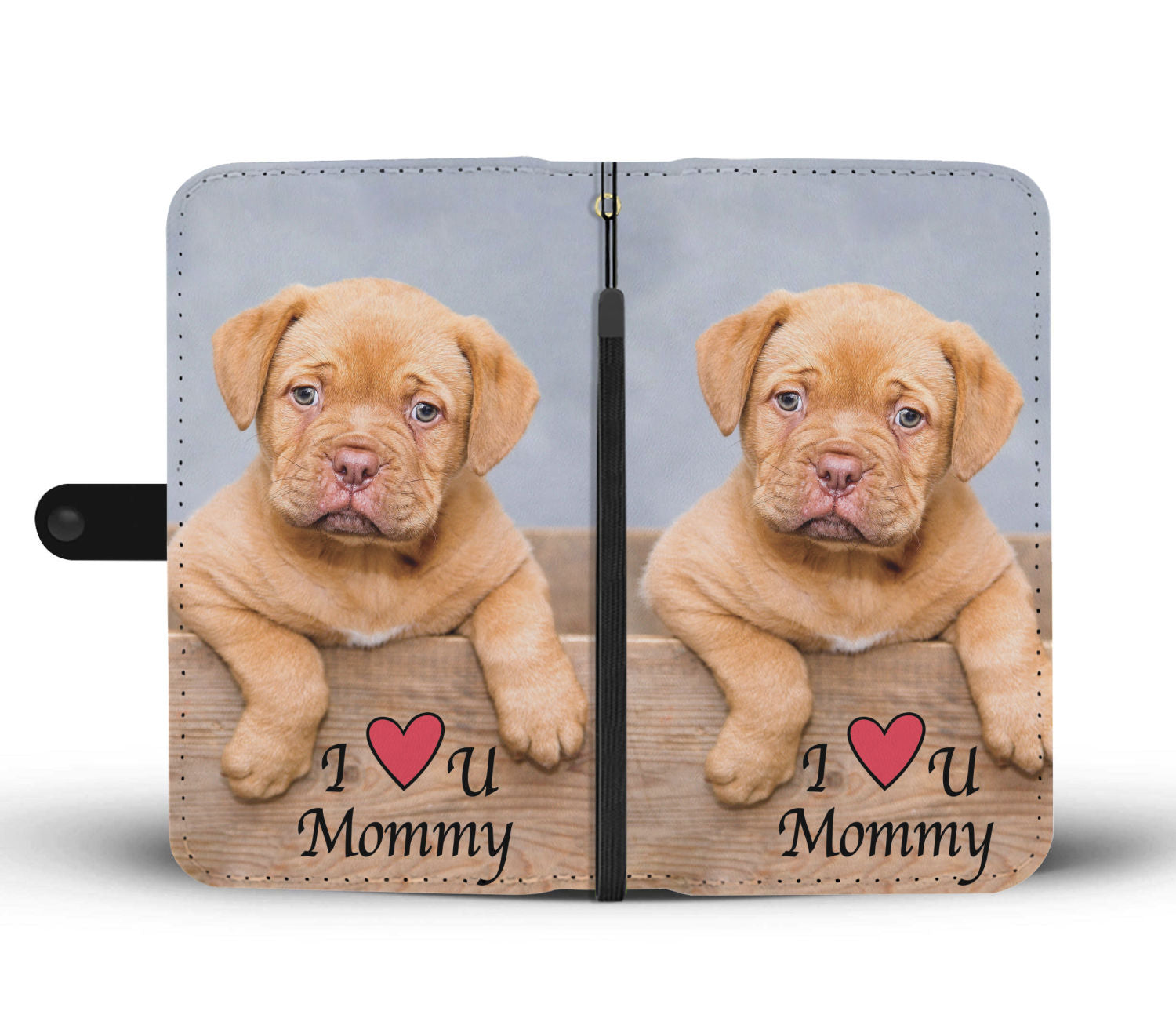 Dogue de Bordeaux Wallet Phone Case