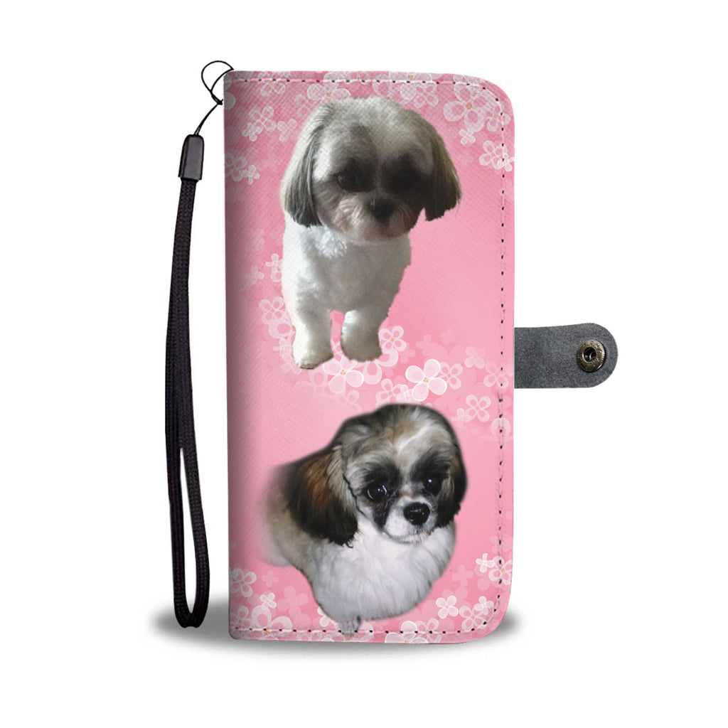 Custom Designed Dog Wallet Case 3 for June