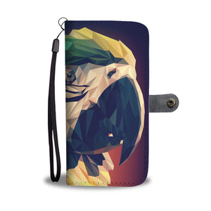 Awesome Parrot Wallet Phone Case