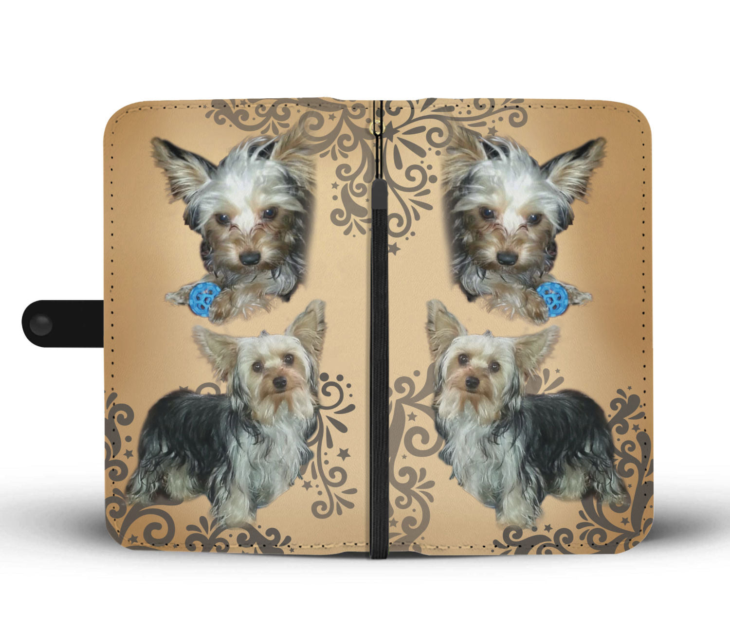 Custom Designed Yorkie for Jordi