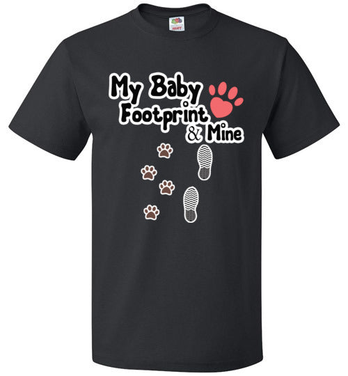 Dog Lovers Custom Designed Unisex T-shirt