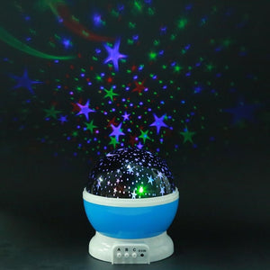Twinkle Romantic Starry Sky Projector