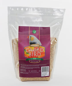 All Natural Finch Blend Bird Seed