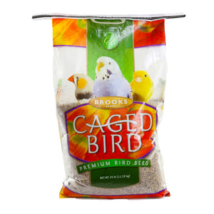 All Natural Canary Blend Bird Seed 25 lb. Bag