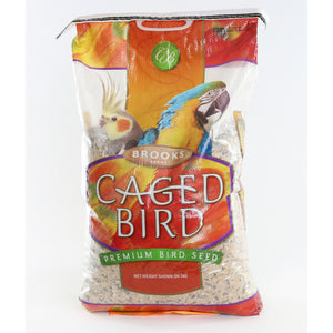 All Natural Cockatiel Blend Bird Seed 25 lb. Bag