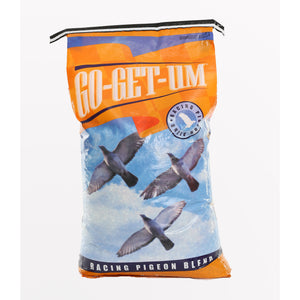 Go-Get-Um Racing Pigeon Blend Breeder 17% No Corn