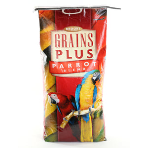 Grains Plus Deluxe Parrot Blend Bird Seed
