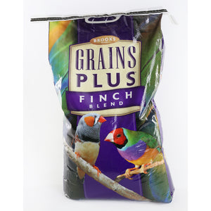 Grains Plus Finch Blend Bird Seed
