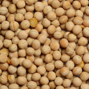 Raw Grains Canadian Peas 25 lb. Bag