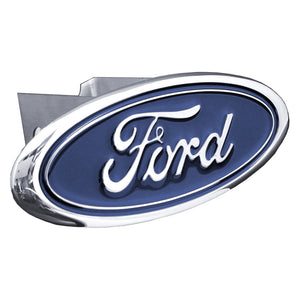 Ford Chrome Trailer Hitch Plug