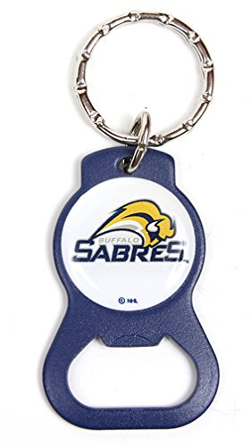 Buffalo Sabres NHL Keychain & Keyring - Bottle Opener - Blue
