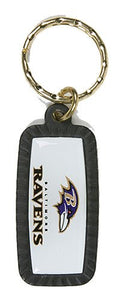 Baltimore Ravens NFL Keychain & Keyring - Rectangle