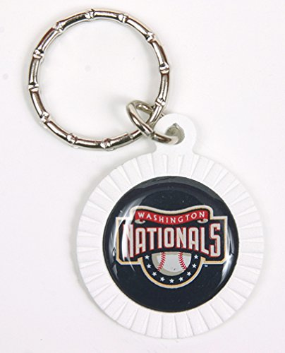 Washington Nationals MLB Keychain & Keyring - Circle