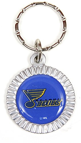 St. Louis Blues NHL Keychain & Keyring - Circle