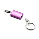 Dodge SRT-8 Keychain & Keyring - Purple Valet