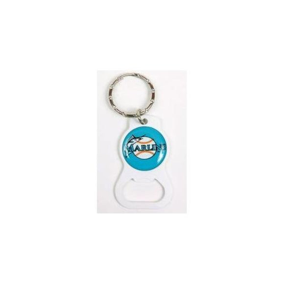 Florida Marlins MLB Keychain & Keyring - Bottle Opener