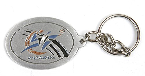 Washington Wizards NBA Keychain & Keyring - Pewter
