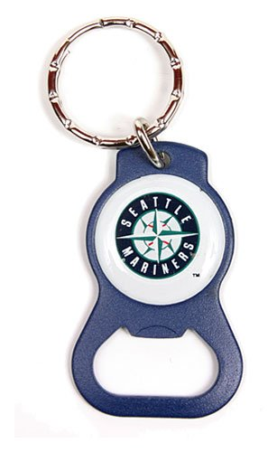 Seattle Mariners MLB Keychain & Keyring - Bottle Opener - Blue