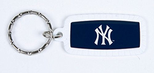 New York Yankees MLB Keychain & Keyring - Rectangle