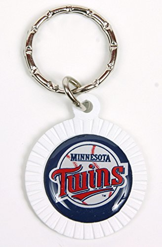Minnesota Twins MLB Keychain & Keyring - Circle