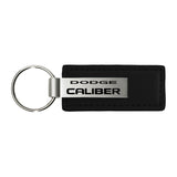 Dodge Caliber Keychain & Keyring - Premium Leather