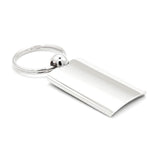 Ford Mustang Tri-Bar Keychain & Keyring - Red Wave